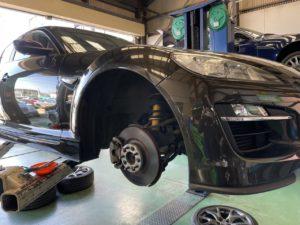MAZDA RX-8 車検整備